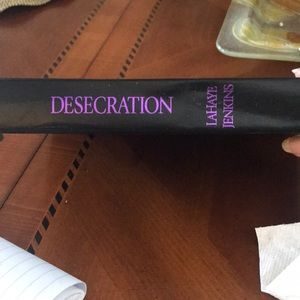 Desecration from The Left Behind Series